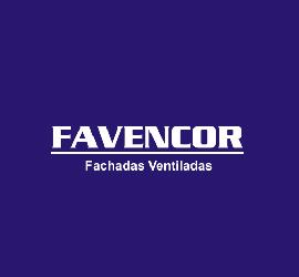 Logo Favencor - Fachadas ventiladas